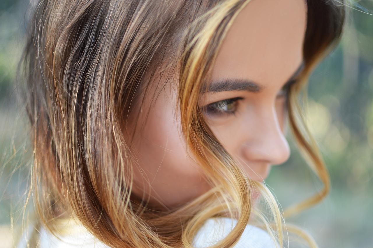 Styling capelli sottili