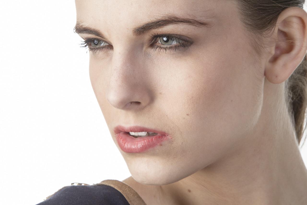 Make up pelle secca