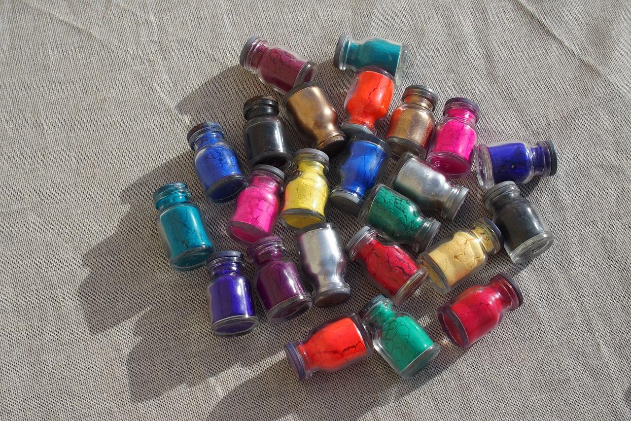 Pigmenti per make up