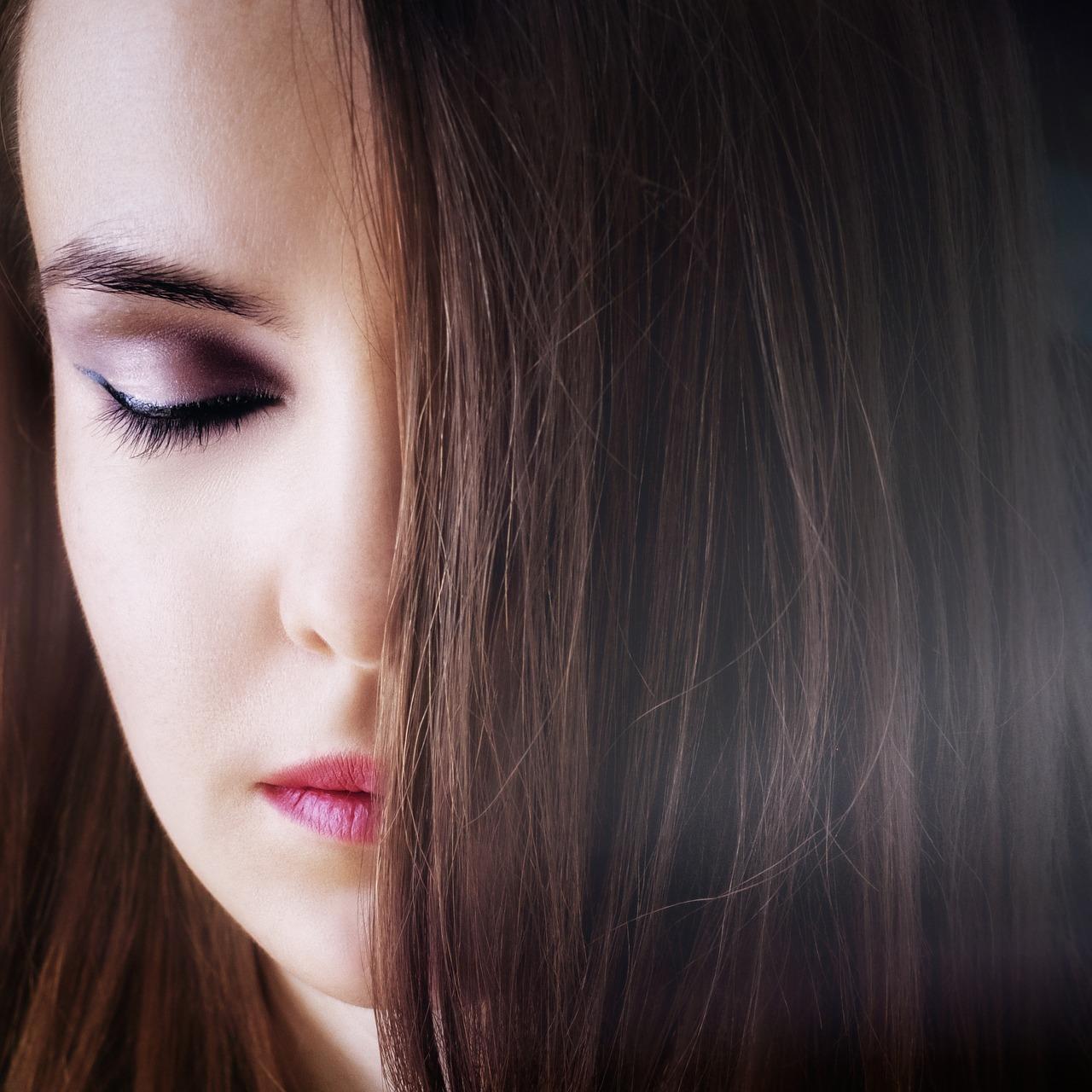 Maschere capelli lunghi