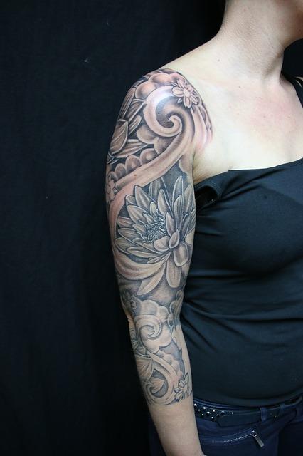 Idee per tatuaggi femminili