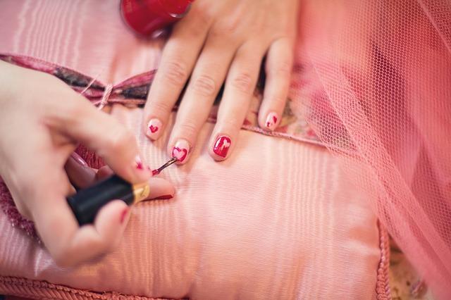 nail art san valentino 2018