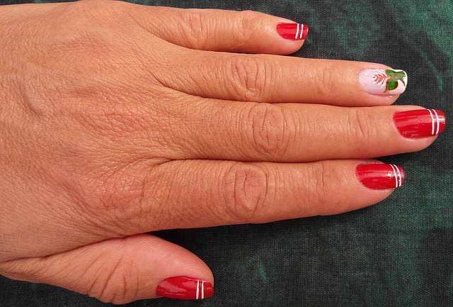 Nail art primaverile