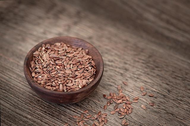 Gel ai semi di lino per capelli lisci