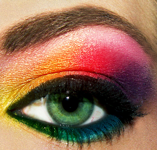 ombretto arcobaleno