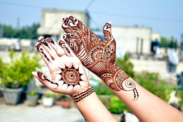 tatuaggi con henné