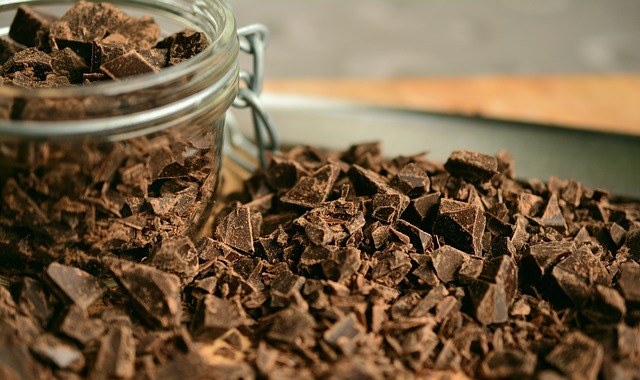 Balsamo corpo con cioccolato