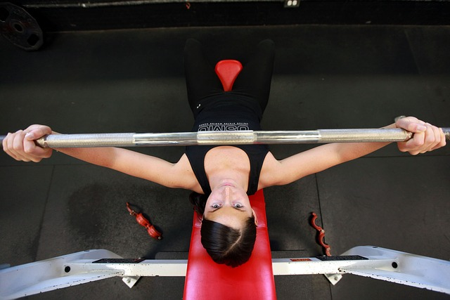Fitness con la panca
