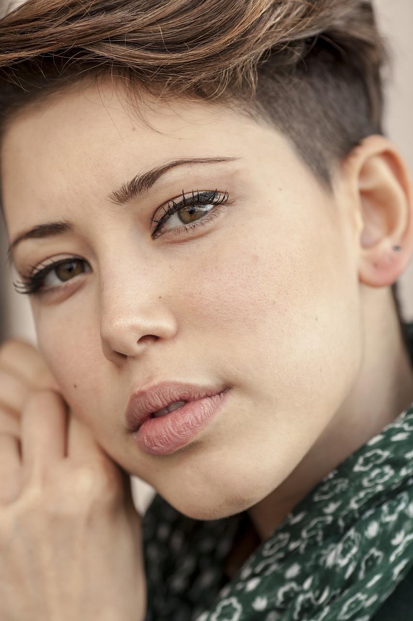 Acconciature capelli cortissimi