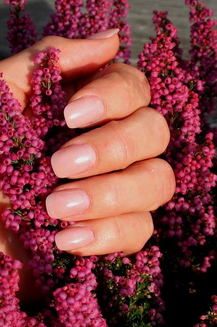 forme delle unghie